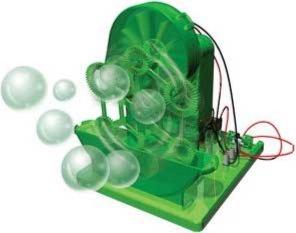 Иллюстрация 1 из 4 для Автоматический выдуватель пузырей (28106) | Лабиринт - игрушки. Источник: Лабиринт