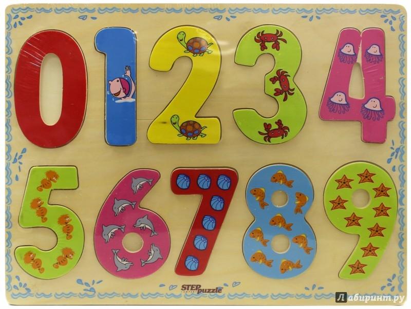 Иллюстрация 1 из 3 для Игра 89201 Веселая математика: Циферки | Лабиринт - игрушки. Источник: Лабиринт