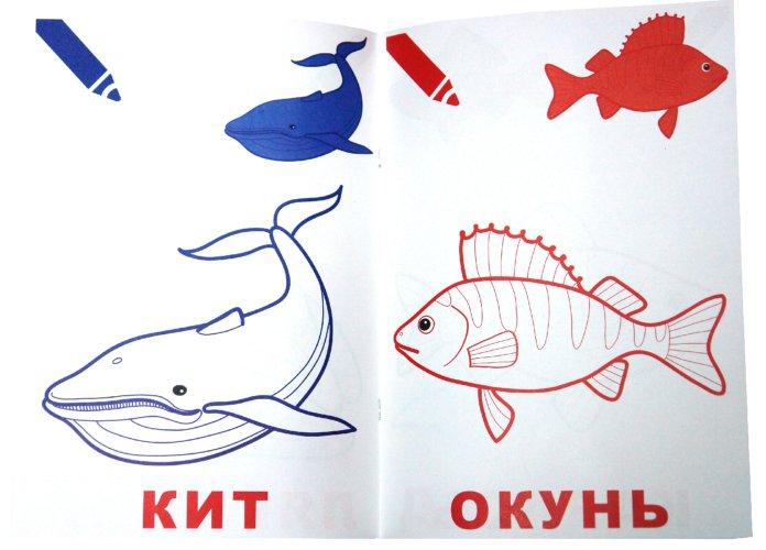 Иллюстрация 1 из 9 для Маленький художник. Выпуск 10. Водный мир | Лабиринт - книги. Источник: Лабиринт