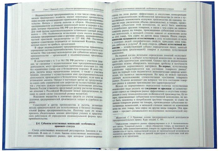 Иллюстрация 1 из 4 для Правовое регулирование предпринимательской деятельности в России. Монография - Владимир Белых | Лабиринт - книги. Источник: Лабиринт