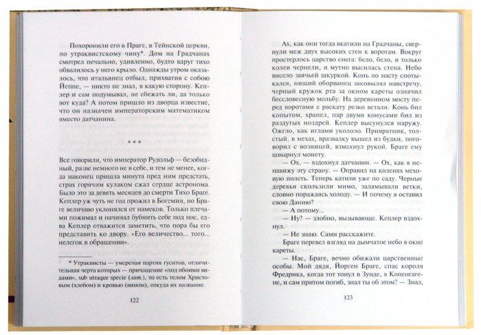 Иллюстрация 1 из 11 для Кеплер - Джон Бэнвилл   Лабиринт - книги. Источник: Лабиринт