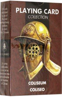 Карты игральные: Колизей карты игральные коллекционные lo scarabeo камасутра 54 карты