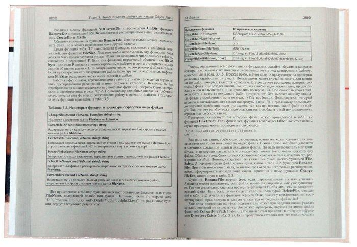 Иллюстрация 1 из 4 для Язык Pascal и основы программирования в Delphi - Алексей Архангельский   Лабиринт - книги. Источник: Лабиринт