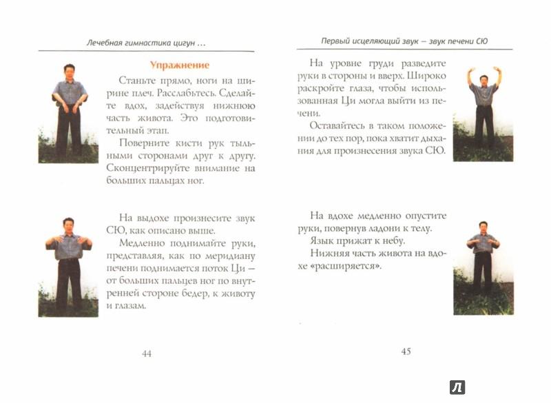 Иллюстрация 1 из 10 для Лечебная гимнастика цигун для восстановления жизненной энергии - Инка Йохум | Лабиринт - книги. Источник: Лабиринт