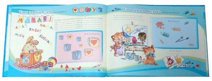 Иллюстрация 1 из 24 для Первый год малыша. Бархат   Лабиринт - сувениры. Источник: Лабиринт