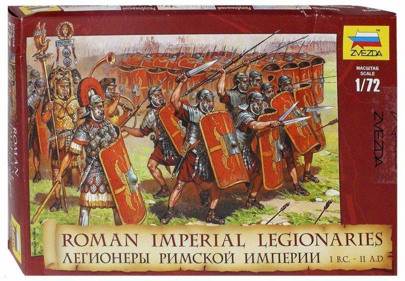 Иллюстрация 1 из 4 для Легионеры Римской империи (8043) | Лабиринт - игрушки. Источник: Лабиринт