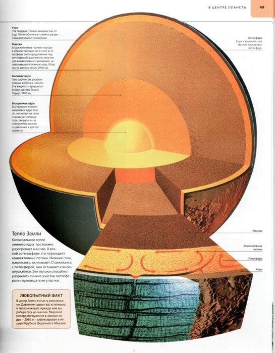 Иллюстрация 1 из 74 для Иллюстрированный атлас. Земля - Майкл Аллаби | Лабиринт - книги. Источник: Лабиринт