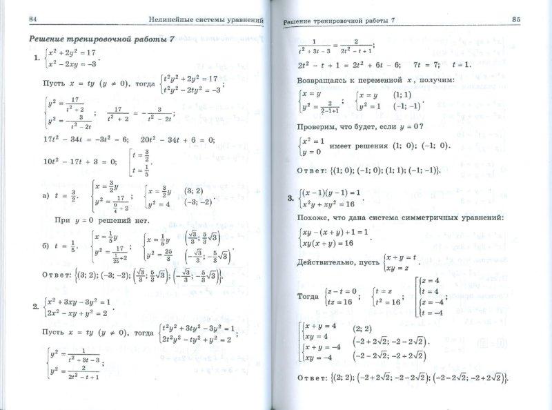 Иллюстрация 1 из 9 для Системы уравнений - Александр Шахмейстер | Лабиринт - книги. Источник: Лабиринт