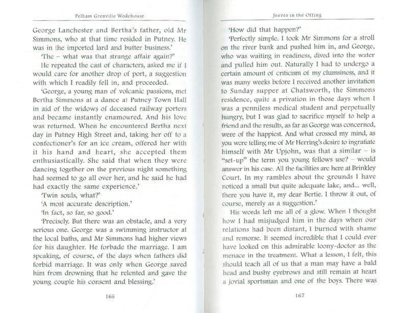Иллюстрация 1 из 4 для Jeeves in the offing - Pelham Wodehouse | Лабиринт - книги. Источник: Лабиринт