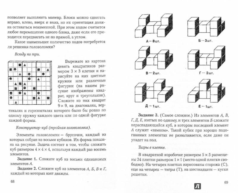 Иллюстрация 1 из 13 для Головоломки - Леонид Мочалов | Лабиринт - книги. Источник: Лабиринт