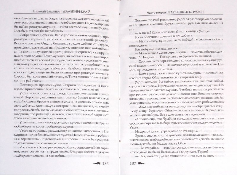 Иллюстрация 1 из 6 для Далекий край - Николай Задорнов   Лабиринт - книги. Источник: Лабиринт