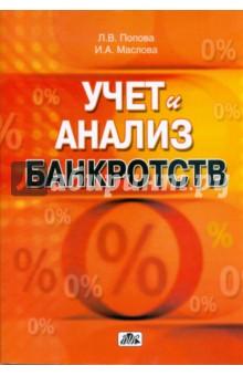 учет и анализ банкротства тест