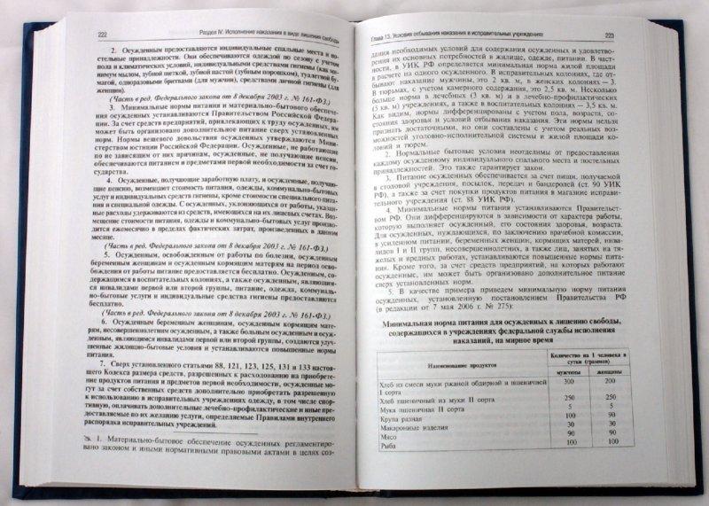 Иллюстрация 1 из 4 для Комментарий к Уголовно-исполнительному кодексу Российской Федерации (постатейный) | Лабиринт - книги. Источник: Лабиринт
