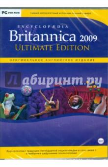 Zakazat.ru: Britannica 2009. Ultimate Edition (DVDpc).