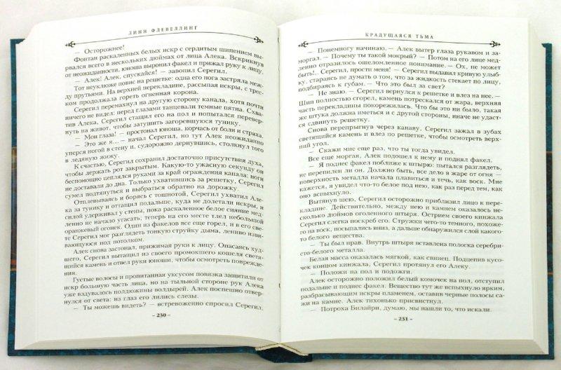 Иллюстрация 1 из 17 для Крадущаяся тьма - Линн Флевеллинг   Лабиринт - книги. Источник: Лабиринт
