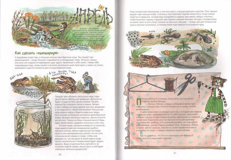 Иллюстрация 1 из 24 для Проделки Финдуса - Нурдквист, Ларсон, Даниельсон | Лабиринт - книги. Источник: Лабиринт
