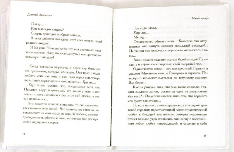 Иллюстрация 1 из 11 для Мясо снегиря - Дмитрий Липскеров | Лабиринт - книги. Источник: Лабиринт