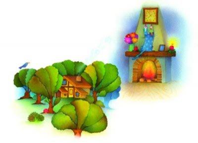 Иллюстрация 1 из 33 для Мотылек и Камелек, гномы на празднике фей - Беатриче Савино   Лабиринт - книги. Источник: Лабиринт