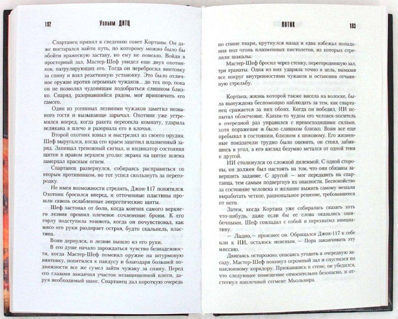 Иллюстрация 1 из 10 для Поток - Уильям Дитц | Лабиринт - книги. Источник: Лабиринт