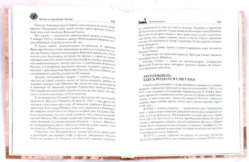 Иллюстрация 1 из 28 для Замки и крепости Чехии. Путешествие сквозь века - Николай Малютин   Лабиринт - книги. Источник: Лабиринт
