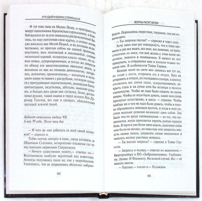 Иллюстрация 1 из 20 для Волны гасят ветер - Стругацкий, Стругацкий | Лабиринт - книги. Источник: Лабиринт
