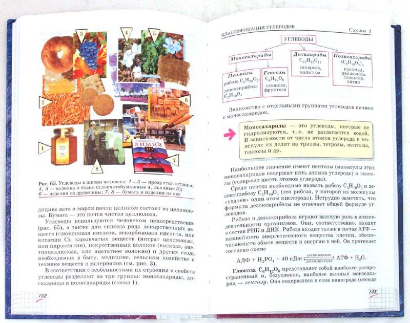 Иллюстрация 1 из 22 для Химия. 10 класс. Базовый уровень: учебник для общеобразовательных учреждений - Олег Габриелян | Лабиринт - книги. Источник: Лабиринт