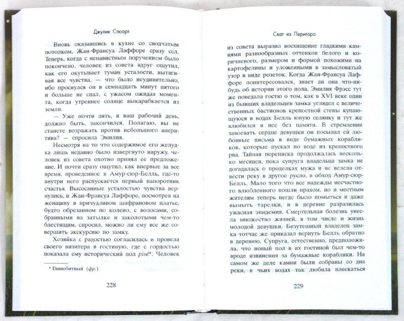 Иллюстрация 1 из 5 для Сват из Перигора - Джулия Стюарт   Лабиринт - книги. Источник: Лабиринт