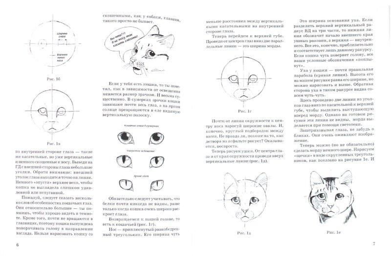 Иллюстрация 1 из 9 для Как нарисовать кошку - Наталья Рымарь | Лабиринт - книги. Источник: Лабиринт