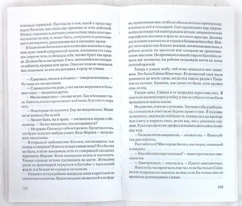 Иллюстрация 1 из 12 для Жена Пилата, или Тайна прокуратора - Антуанетта Мэй | Лабиринт - книги. Источник: Лабиринт