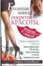 Кэмпбелл Сирил Большая книга секретов красоты, шарма и стиля. королевы всех вечеринок