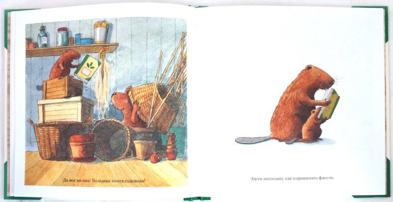 Иллюстрация 1 из 41 для Огород Кастора - Ларс Клинтинг | Лабиринт - книги. Источник: Лабиринт