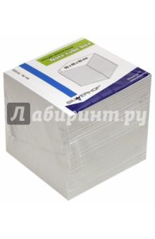 Блок для записей (90х90х90 мм, белый) (701002) блок бумаги д записей np fg 0009
