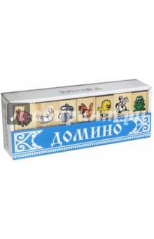 """Домино """"Животные"""" (5555-1) от Лабиринт"""