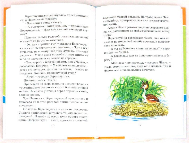 Иллюстрация 1 из 19 для Лесные домишки. Рассказы и сказки - Виталий Бианки | Лабиринт - книги. Источник: Лабиринт