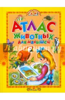 Атлас животных для малышей русич чудо сказки для малышей