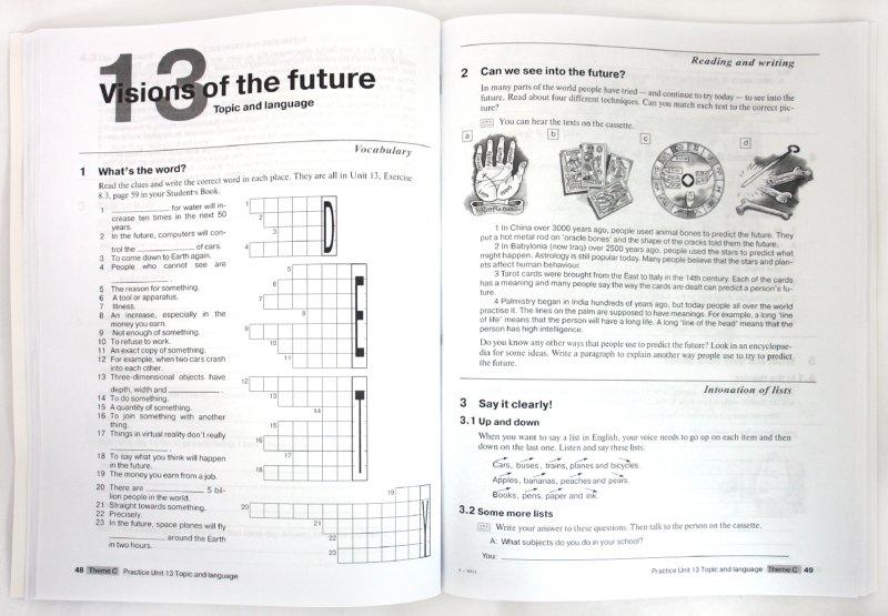 Иллюстрация 1 из 6 для Английский язык. Уровень 4. 9 класс: рабочая тетрадь - Литтлджон, Хикс | Лабиринт - книги. Источник: Лабиринт