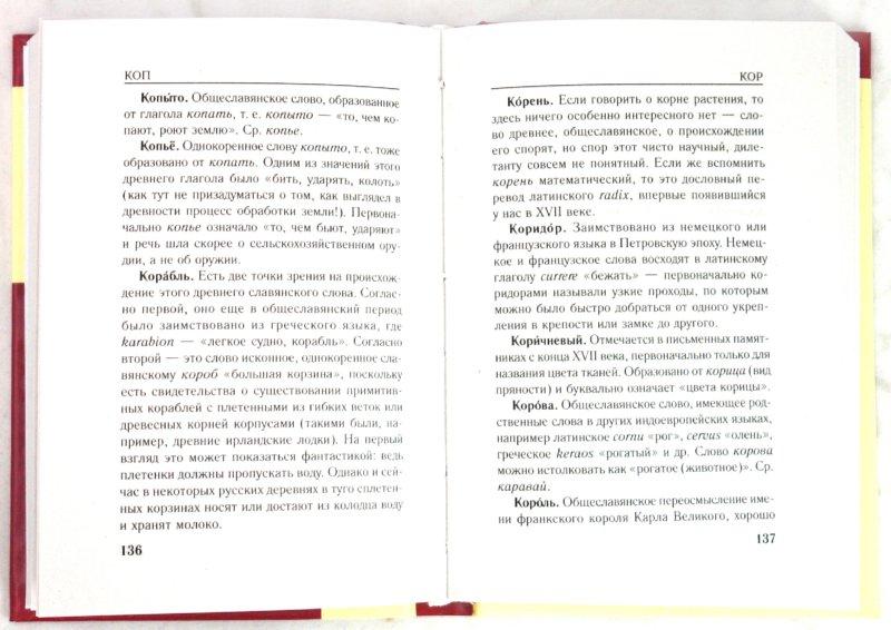 Иллюстрация 1 из 13 для Этимологический словарь русского языка для школьников - Мария Рут | Лабиринт - книги. Источник: Лабиринт