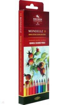 Карандаши 18 цветов Натюрморт (акварель) (3717) карандаши цветные spider man 18 цветов в картонной упаковке