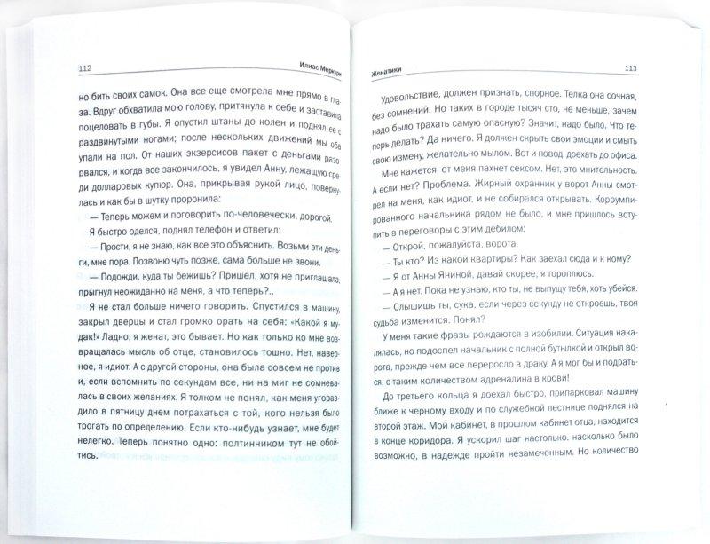 Иллюстрация 1 из 4 для Женатики - Илиас Меркури | Лабиринт - книги. Источник: Лабиринт