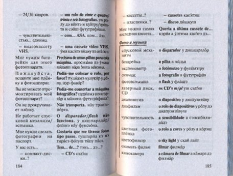 Иллюстрация 1 из 5 для Универсальный русско-португальский разговорник | Лабиринт - книги. Источник: Лабиринт
