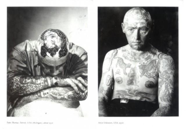 Иллюстрация 1 из 4 для 1000 Tattoos | Лабиринт - книги. Источник: Лабиринт