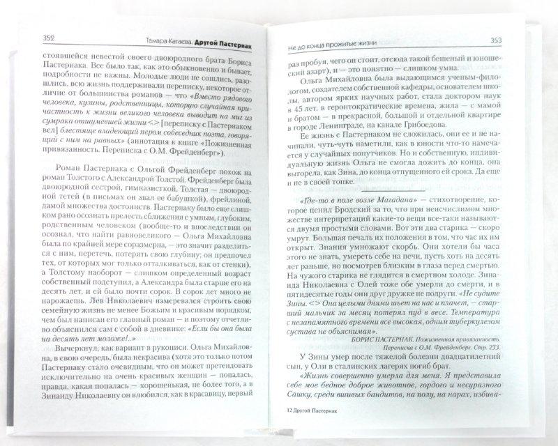 Иллюстрация 1 из 7 для Другой Пастернак: Личная жизнь. Темы и варьяции - Тамара Катаева | Лабиринт - книги. Источник: Лабиринт