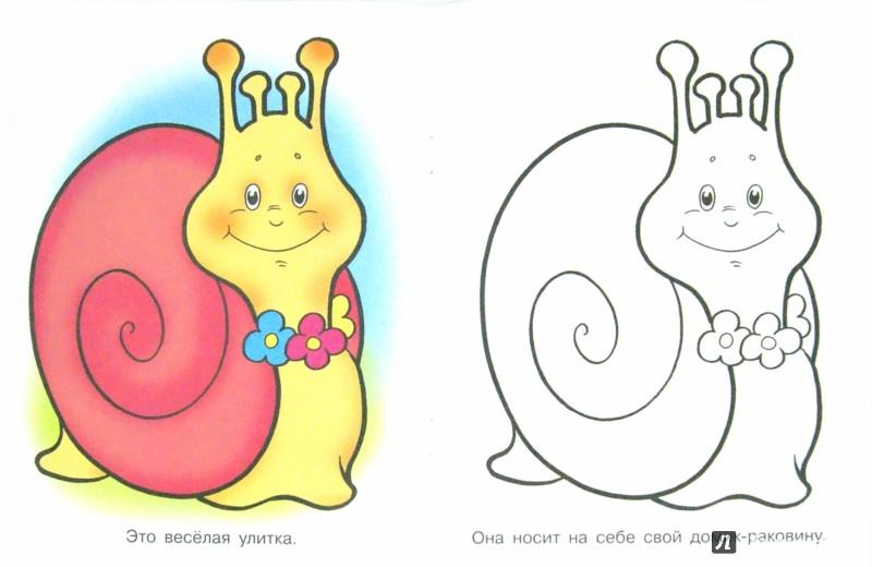 Иллюстрация 1 из 26 для Раскраска для малышей: Букашки. Божья коровка | Лабиринт - книги. Источник: Лабиринт