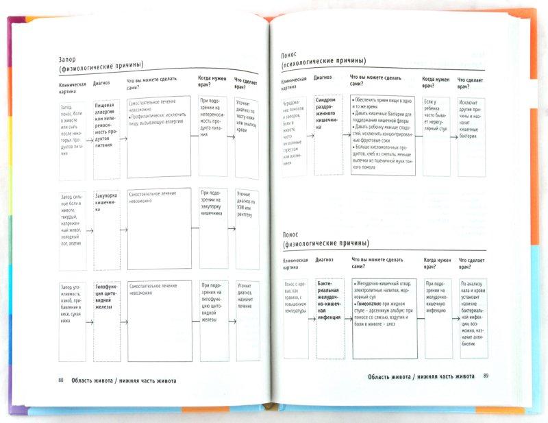 Иллюстрация 1 из 14 для Детские болезни. уникальный современный справочник в схемах и таблицах - Урсула Кайхер | Лабиринт - книги. Источник: Лабиринт