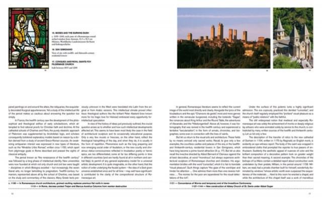 Иллюстрация 1 из 6 для Romanesque - Norbert Wolf | Лабиринт - книги. Источник: Лабиринт