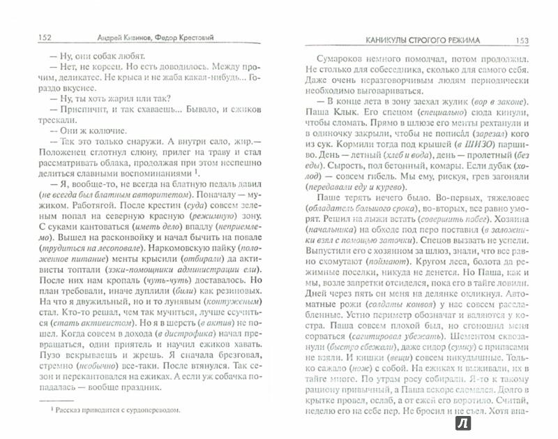 Иллюстрация 1 из 5 для Каникулы строгого режима - Кивинов, Крестовый | Лабиринт - книги. Источник: Лабиринт