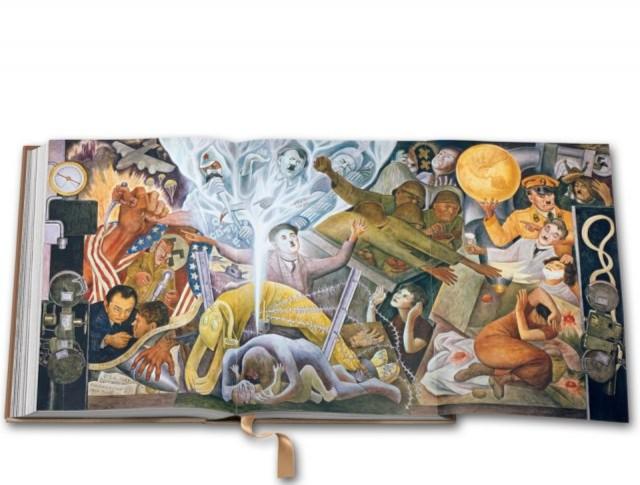 Иллюстрация 1 из 9 для Diego Rivera. The Complete Murals - Lozano, Rivera | Лабиринт - книги. Источник: Лабиринт