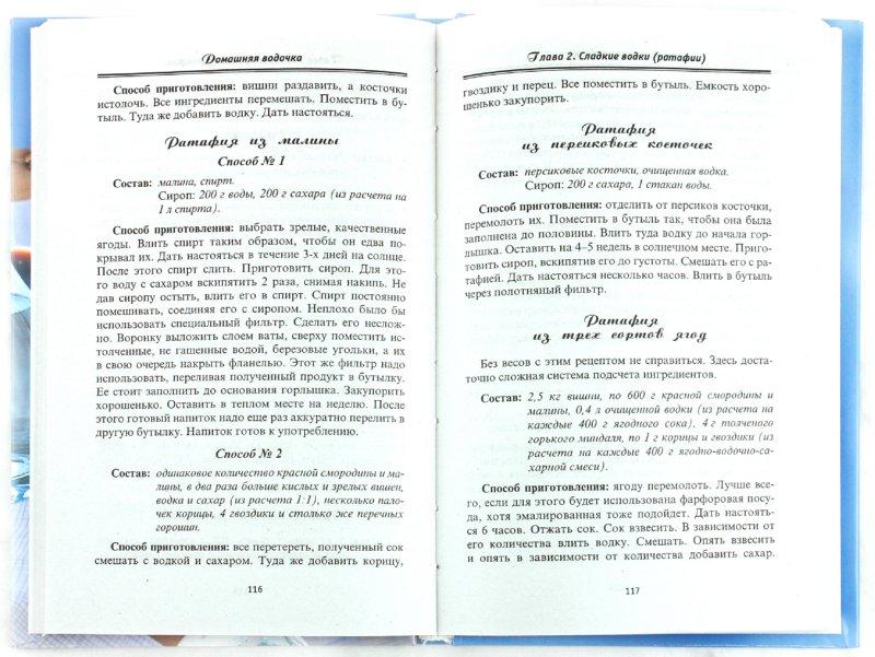 Иллюстрация 1 из 6 для Домашняя водочка - Реус, Плотникова | Лабиринт - книги. Источник: Лабиринт