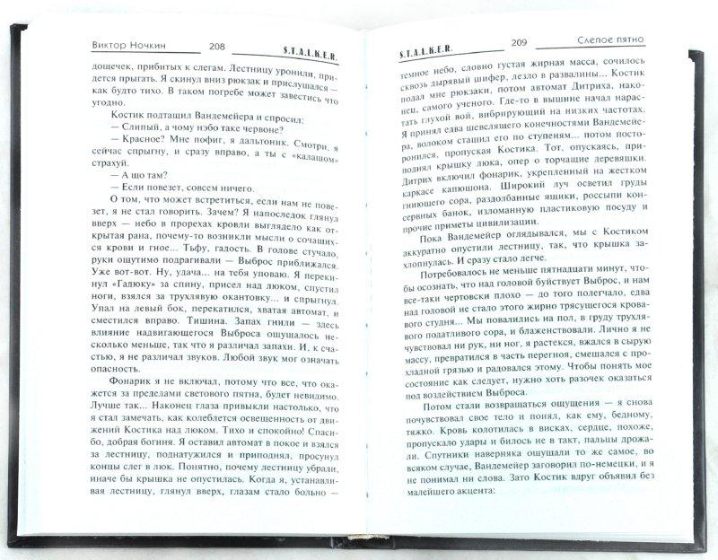Иллюстрация 1 из 21 для Слепое пятно - Виктор Ночкин | Лабиринт - книги. Источник: Лабиринт