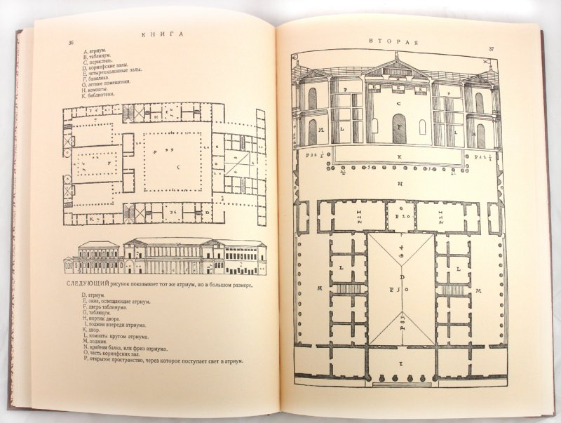 Иллюстрация 1 из 2 для Палладио Андреа. Четыре книги об архитектуре - Андреа Палладио | Лабиринт - книги. Источник: Лабиринт